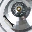 Halogen Möbeleinbaustrahler Einbauleuchte 60mm weiss G4/12V