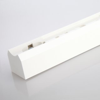 S14s 2 Sockel Fassung weiß für 230V/60W L500 Linestra Linien-Lampe