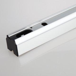 S14s 2 Sockel Fassung silber für 230V/60W L500 Linestra Linie-Lampe