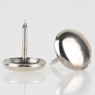Stuhlbeinnagel Möbelgleiter 13mm Metall vernickelt