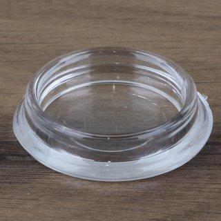 Möbeluntersetzer rund 30/42mm transparent