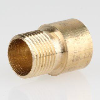 Häfele Türspion-Verlängerung Messing 5-10mm Durchmesser 14mm