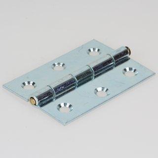 Häfele Scharnier gerollt 63x42mm verzinkt mit losem Stift