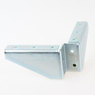 Häfele Winkelverbinder Winkelbeschlag aus Stahl verzinkt 125x54mm